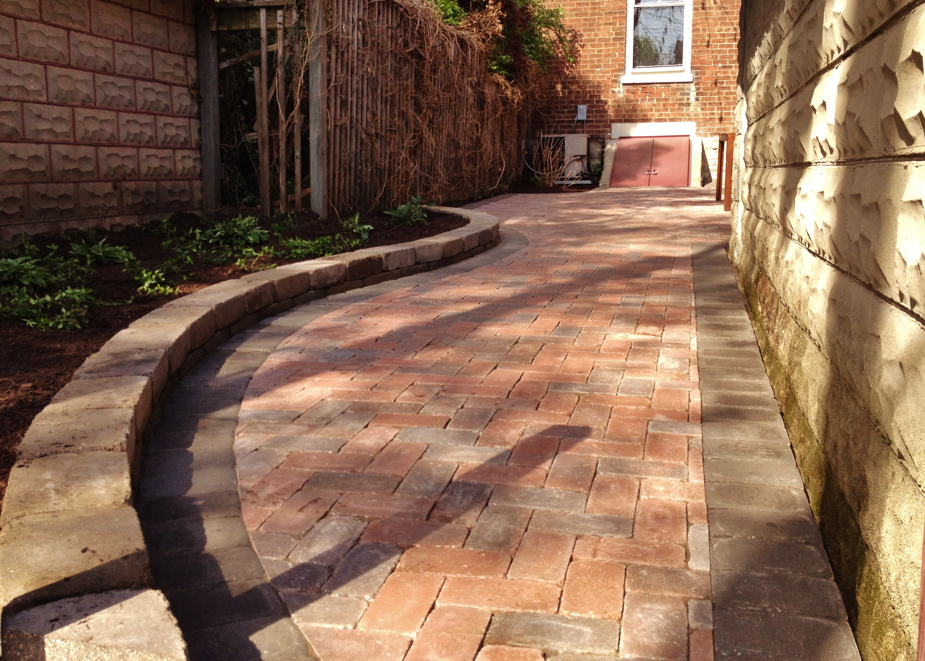 Yard designs landscaping contractor for northern for By the yard interiors