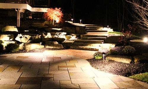 Garden Lighting Contractor NKY