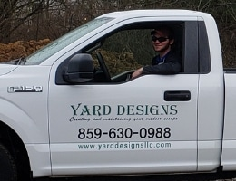 Jared Yard Designs Crew Leader