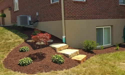 Union Landscape Installed by Yard Designs